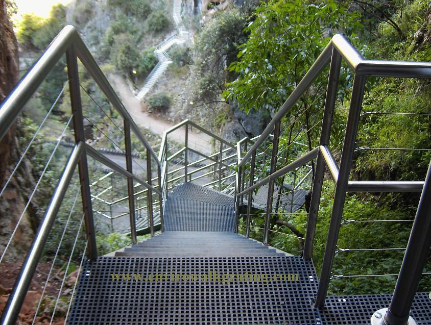 FRP FIBREGLASS GRATING - ENVIROWALK PTY LTD - Disability Ramps
